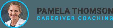 Caregiver Coaching   One-on-One Support   Pamela Thomson